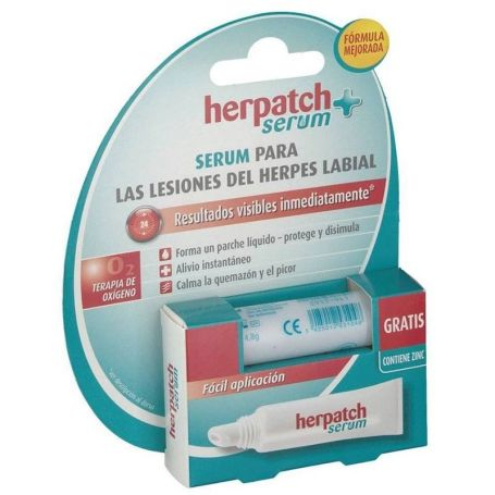 Herpatch Serum Herpes Labial 5ml