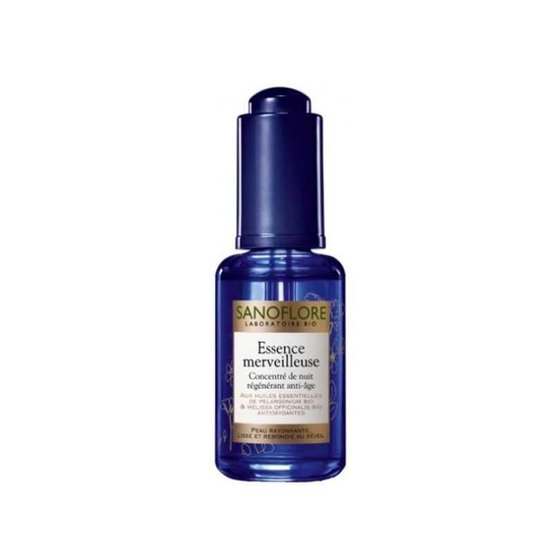 Sanoflore Essence Merveilleuse Concentrado de Noche 30 ml
