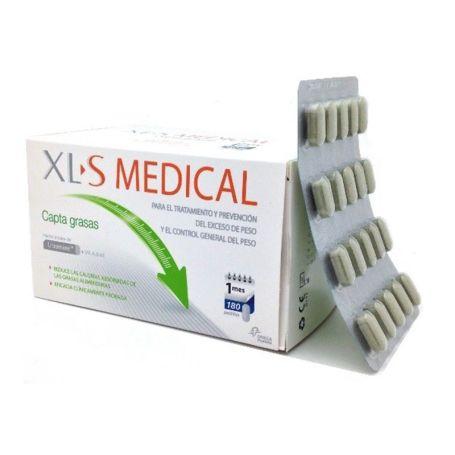 XLS Medical Capta Grasas 180 comprimidos