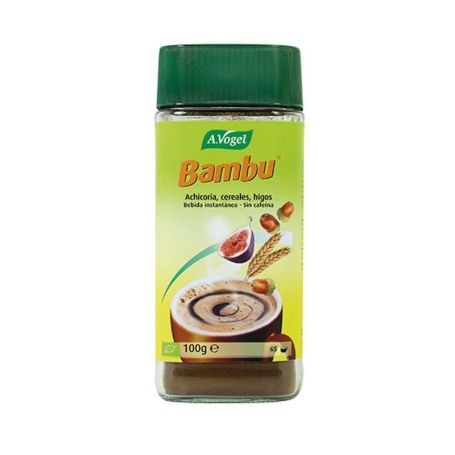 A. Vogel Bambú Bebida Instantánea sin cafeína 100gr