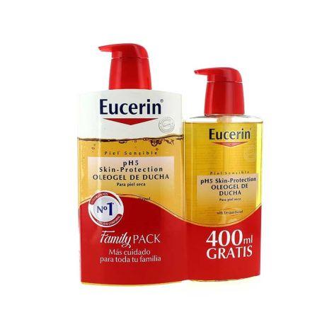 Eucerin Oleogel de Ducha 1000ml + 400ml de regalo