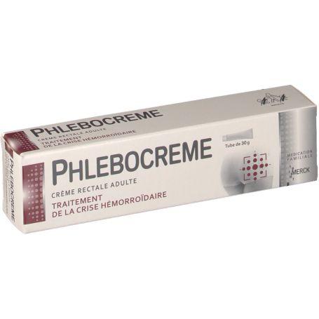 Phlébocrème Crema Hemorroidal 30 gr