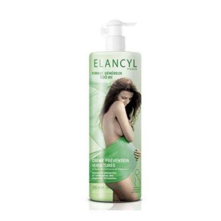 Elancyl Crema Prevención Estrías Reafirmante 500 ml