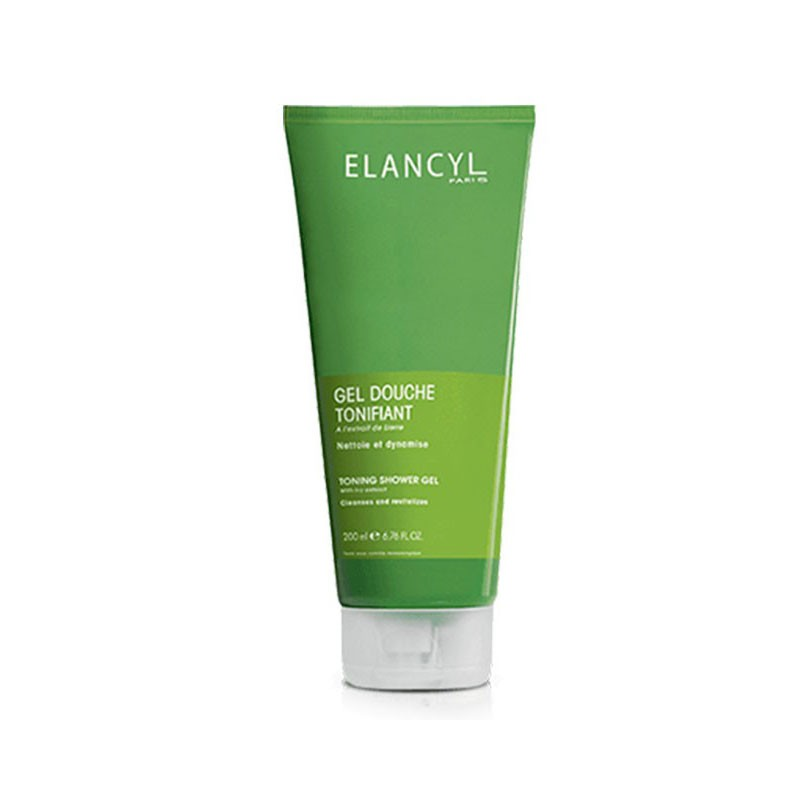 Elancyl Gel de Ducha Tonificante 200 ml