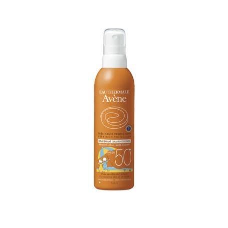 Avène Protector Solar Spray Infantil SPF50 200ml