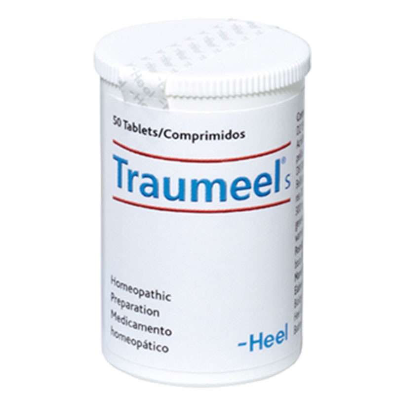 Heel Traumeel 50 comprimidos