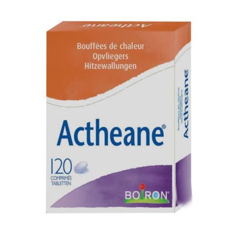 Boiron Actheane Golpes de Calor 120 comprimidos