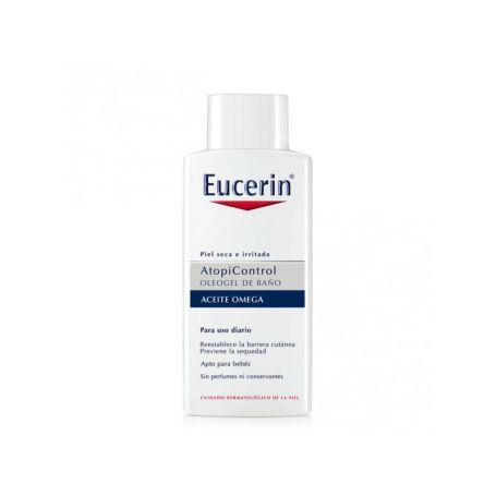 Eucerin AtopiControl Oleogel de Baño 400ml