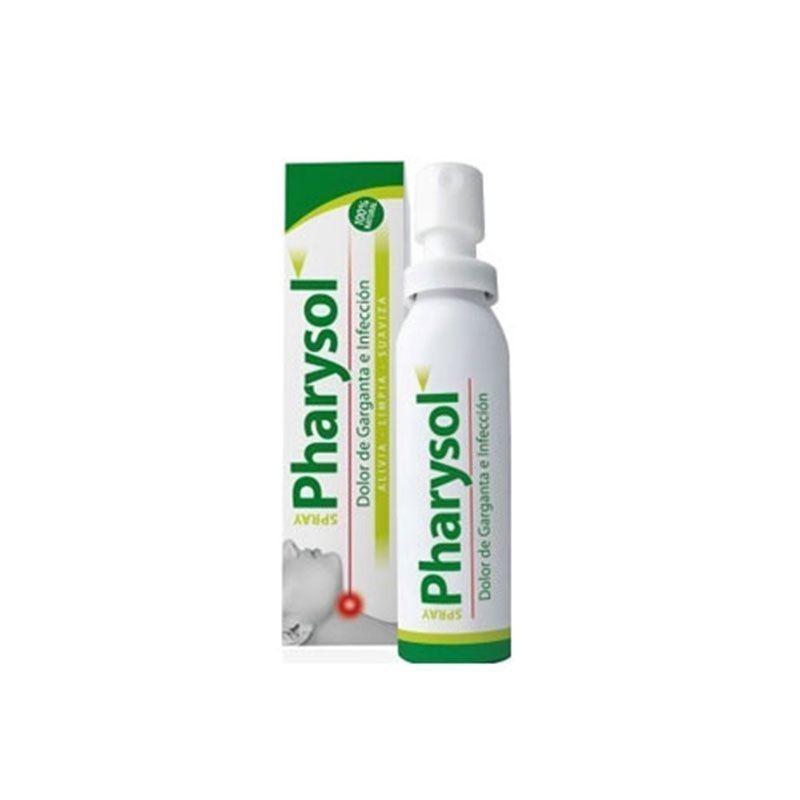 Pharysol Infección y Dolor de Garganta 30ml